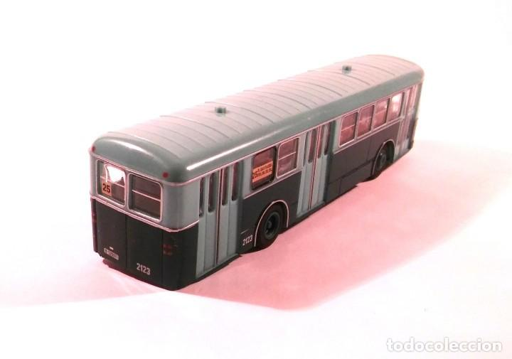 Modelos a escala: Bus Pegaso 6035 edición limitada - Foto 3 - 143955714