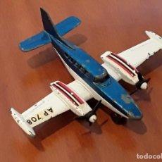 Modelos a escala: AVION CESSNA 402 DE PILEN S.A. M.708. MADE IN SPAIN.. Lote 147631322