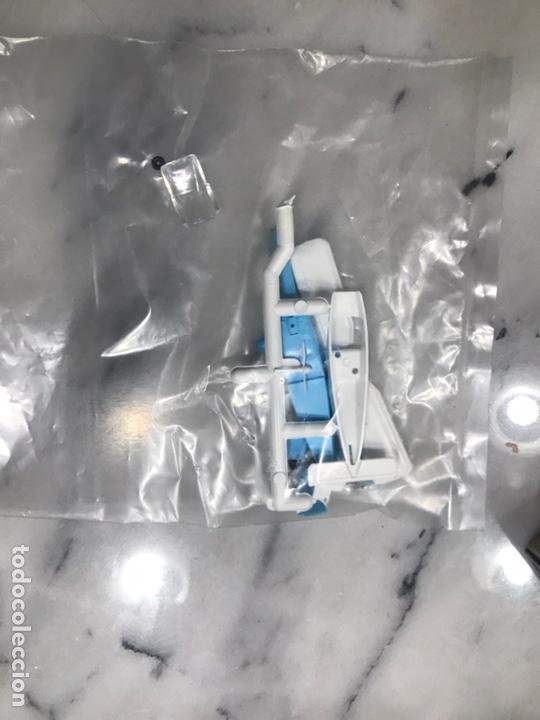 Modelos a escala: Avión juguete Fischer fm 8B Bolkow Junior 1:87 años 60 - Foto 5 - 148994977