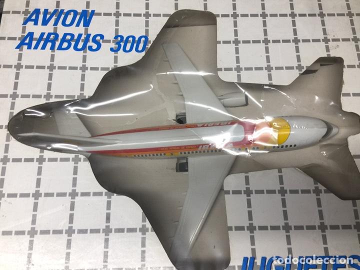 AIRBUS 300 IBERIA - AVION - JUGUETES 33 - CON CAJA - GRAN TAMAÑO (Juguetes - Modelos a escala)