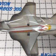 Modelos a escala: AIRBUS 300 IBERIA - AVION - JUGUETES 33 - CON CAJA - GRAN TAMAÑO. Lote 149544057