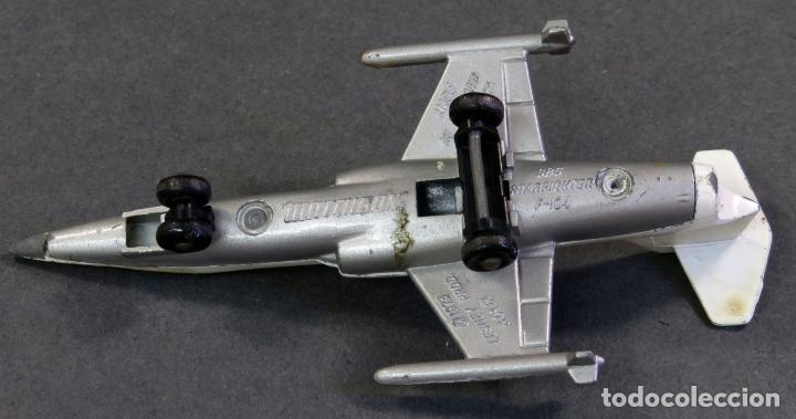 Modelos a escala: Avión SB 5 Starfighter Lesney Matchbox 1973 - Foto 3 - 149965342