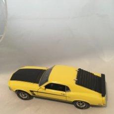 Modelos a escala: COCHE FORD MUSTANG 1969 BOSS 302. Lote 151971929