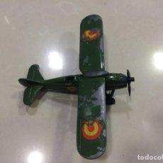 Modelos em escala: AVIOCAR FIAT CR-32 - CHIRRI - PLAYME ?. Lote 152392694