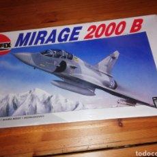 Modelos a escala: MAQUETA AVIÓN MILITAR ESCALA AIRFIX MIRAGE 2000 B. Lote 153265034