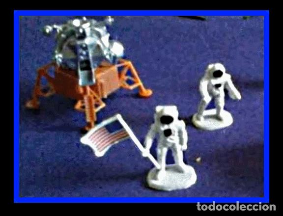 Modelos a escala: Módulo lunar de la Nasa - Foto 2 - 153597786