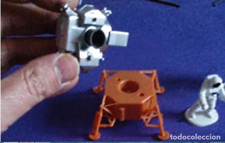 Modelos a escala: Módulo lunar de la Nasa - Foto 3 - 153597786