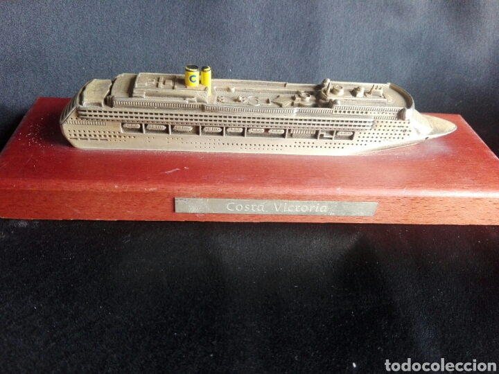 Modelos a escala: Maqueta de barco Costa Victoria - Foto 3 - 153979620