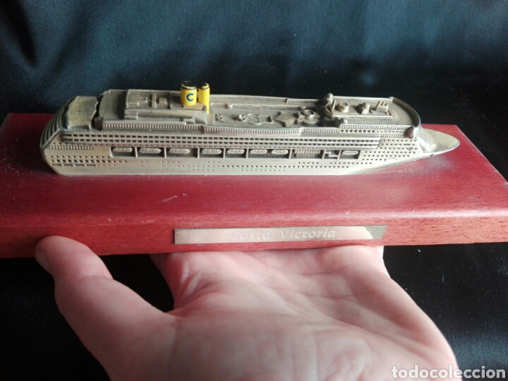 Modelos a escala: Maqueta de barco Costa Victoria - Foto 4 - 153979620
