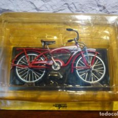 Modelos a escala: BICICLETA - BICI - COLUMBIA MOTOBIKE - 1950 - BIC 051 - DEL PRADO - DELPRADO - NUEVO. Lote 154038462