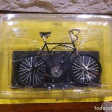 Modelos a escala: BICICLETA - BICI - IVER JOHNSON ROAD RACER - 1909 - BIC 025 - DEL PRADO - DELPRADO - NUEVO. Lote 154227138