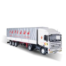 Modelos em escala: PEGASO TRONER TX 1240.40 DE TRANSPORTES ISTISUA (ESPAÑA) - ESCALA 1:43 -NUEVO PRECINTADO + FASCICULO. Lote 155137080