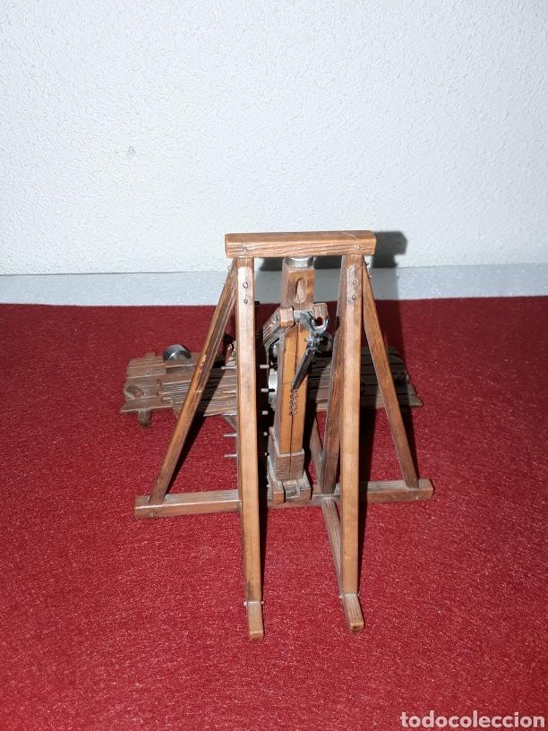 Modelos a escala: Máquina de asedio - Foto 2 - 155854636