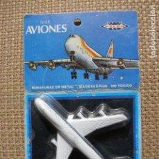 Modelos a escala: AVIÓN BOEING 747 LUFTHANSA - PILEN. Lote 155912554
