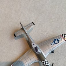 Modelos a escala: AVION EN METAL P-51 MUNSTANG A ESCALA. Lote 157247461