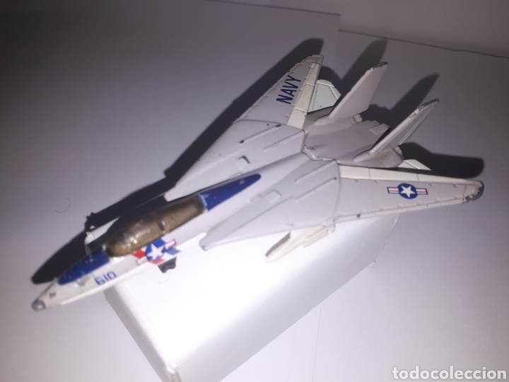 AVIÓN. GRUMMAN F-14 TOMCAT. SB 30. MATCHBOX. 1989.MADE IN THAILAND (Juguetes - Modelos a escala)