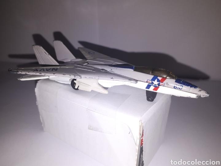 Modelos a escala: Avión. Grumman F-14 Tomcat. SB 30. Matchbox. 1989.Made in Thailand - Foto 2 - 158399462