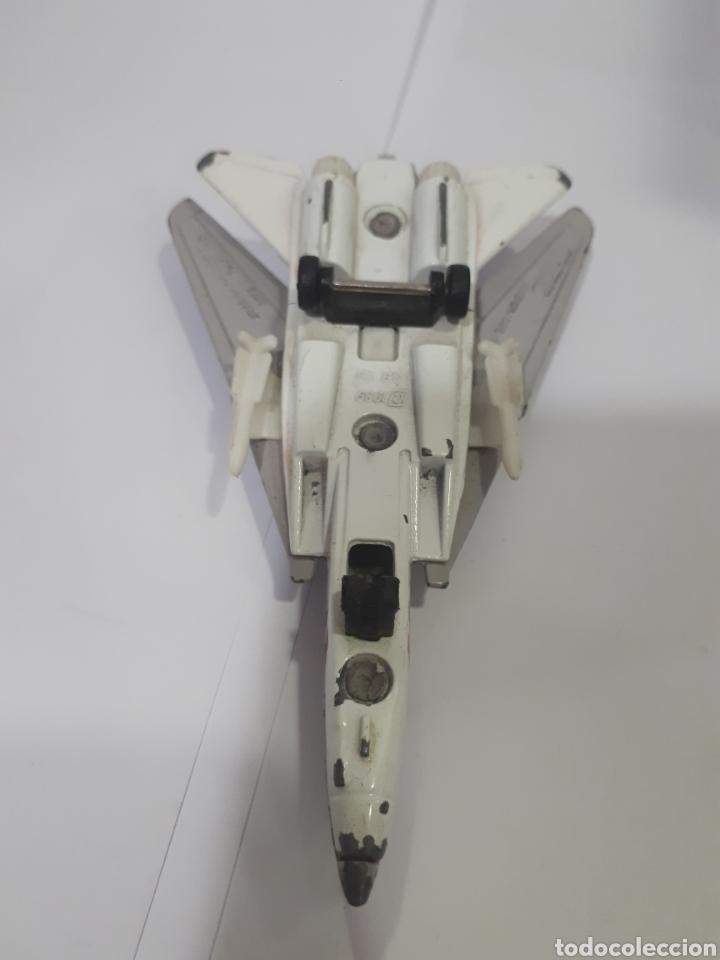 Modelos a escala: Avión. Grumman F-14 Tomcat. SB 30. Matchbox. 1989.Made in Thailand - Foto 4 - 158399462