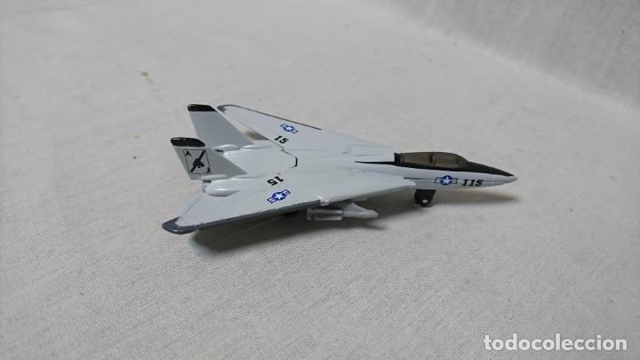 AVION MATCHBOX GRU MAN F-14 TOMCAT (Juguetes - Modelos a escala)