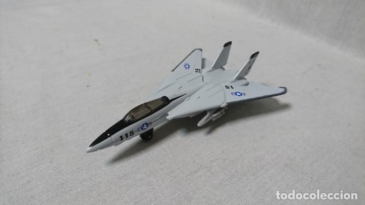 Modelos a escala: AVION MATCHBOX GRU MAN F-14 TOMCAT - Foto 2 - 158614270