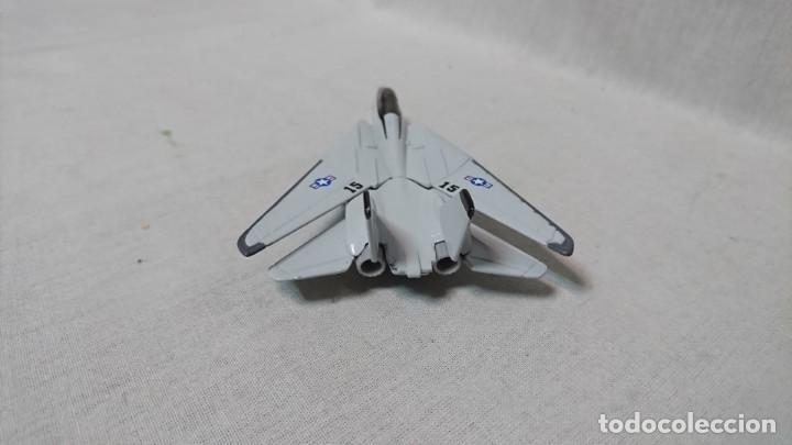 Modelos a escala: AVION MATCHBOX GRU MAN F-14 TOMCAT - Foto 3 - 158614270