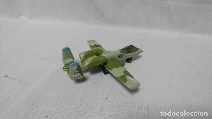 AVION MATCHBOX A-10 FAIRCHILD THUNDERBOLT (Juguetes - Modelos a escala)