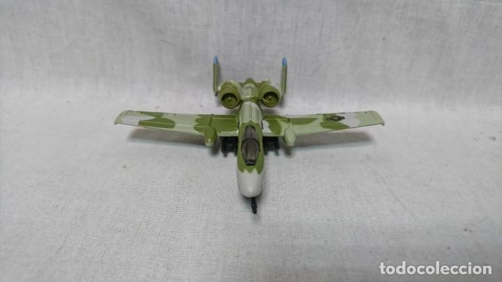 Modelos a escala: AVION MATCHBOX A-10 FAIRCHILD THUNDERBOLT - Foto 3 - 158614530