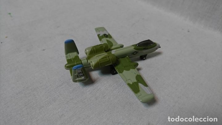 Modelos a escala: AVION MATCHBOX A-10 FAIRCHILD THUNDERBOLT - Foto 3 - 158614582