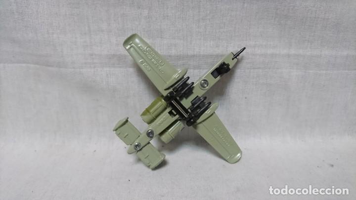 Modelos a escala: AVION MATCHBOX A-10 FAIRCHILD THUNDERBOLT - Foto 4 - 158614582