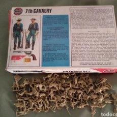 Modelos a escala: CAJA CAVALRY 7 TH VINTAGE. Lote 158711094