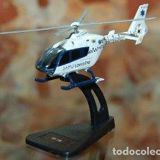 Modelos a escala: PRECIOSO HELICÓPTERO SANITARIO EC135 ITALERI 1:100. Lote 159447280