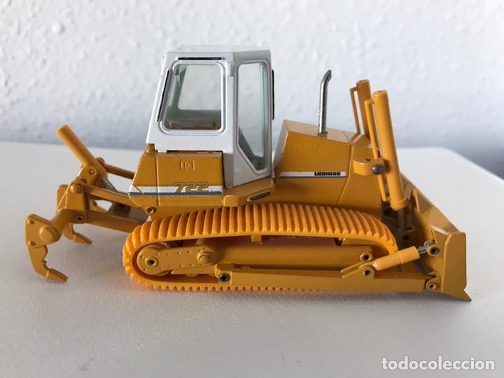 Modelos a escala: Preciosa máquina Bulldozer LIEBHERR 722 Conrad 1:50 - Foto 5 - 160696309