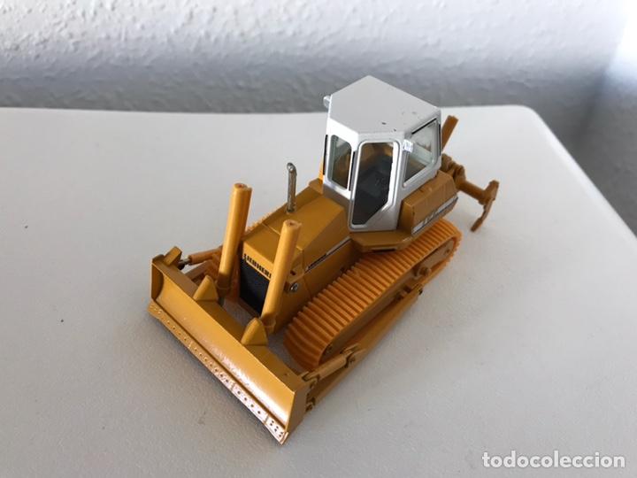 Modelos a escala: Preciosa máquina Bulldozer LIEBHERR 722 Conrad 1:50 - Foto 9 - 160696309