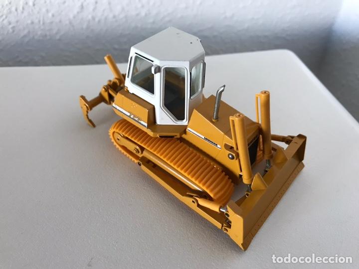 Modelos a escala: Preciosa máquina Bulldozer LIEBHERR 722 Conrad 1:50 - Foto 10 - 160696309