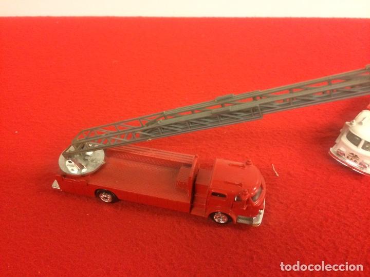 Modelos a escala: Camiones de bomberos americanos - Foto 2 - 162638360