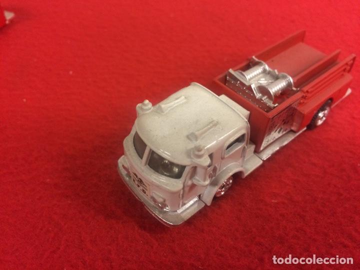 Modelos a escala: Camiones de bomberos americanos - Foto 3 - 162638360