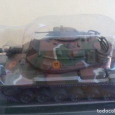 Modelos a escala: TANQUE M60A3 DEAGOSTINI CARROS DE COMBATE. NUEVO EN SU BLISTER. DEAGOSTINI. 1/72. TANK M60A3 PATTON. Lote 164005498