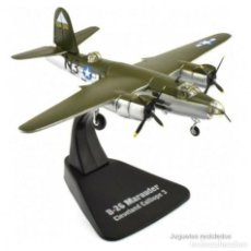 Modelos a escala: B-26 MARAUDER CLEVELAND CALLIOPE 3 1:144 AVION PLANE GIGANTES DEL CIELO ATLAS. Lote 186456743