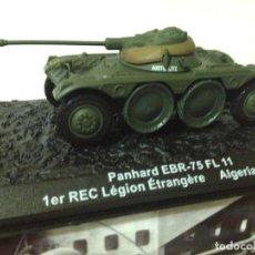 Modelos a escala: PANHARD EBR-75 FL11 LEGION EXTRANJERA ARGELIA 1:72 WWII TANQUE ALTAYA DIECAST. Lote 165915940