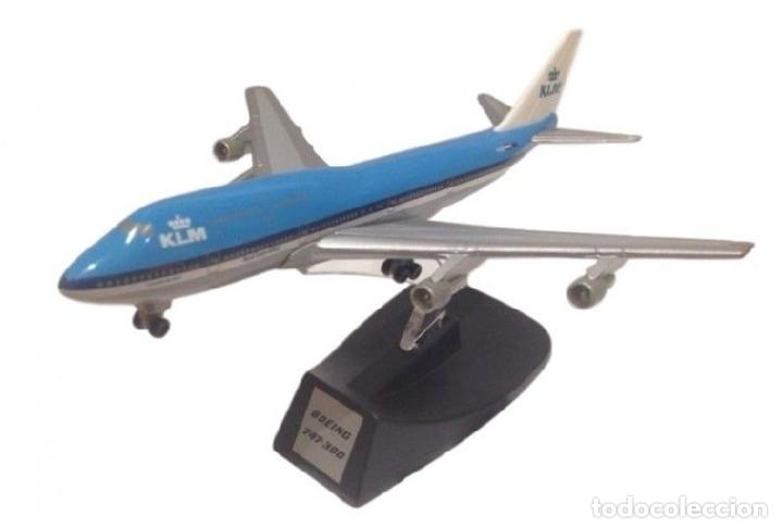 BOEING 747 300 KLM AIRWAYS 1:500 AVION COMERCIAL IXO ALTAYA (Juguetes - Modelos a escala)