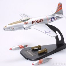 Modelos a escala: PRECIOSO AVIÓN DE COMBATE F-80 ITALERI 1:100. Lote 168998788