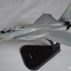 Modelos a escala: PRECIOSO AVIÓN DE COMBATE F-15 ESGLE ITALERI 1:100. Lote 169095178