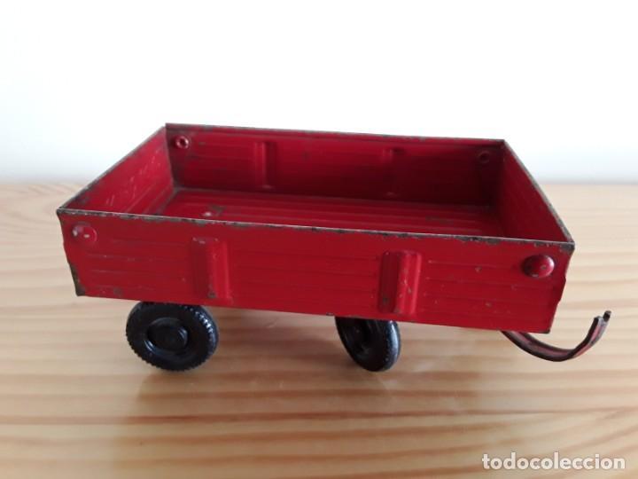 Modelos a escala: Miniatura remolque ERTL - Foto 6 - 169182292