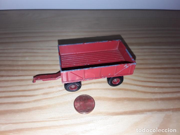 Modelos a escala: Miniatura remolque ERTL - Foto 2 - 169239288