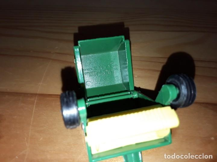 Modelos a escala: Miniatura remolque John Deere - Foto 6 - 169239460