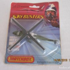 Modelos a escala: MATCHBOX SKY-BUSTERS ELICOPTERO SB 20 . Lote 169426848