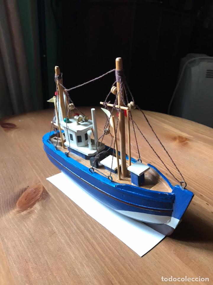 Modelos a escala: Barco de pesca , maqueta - Foto 2 - 169968816