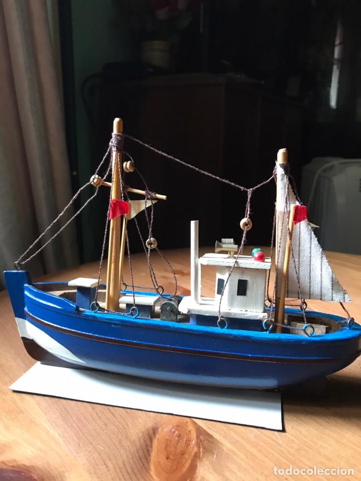 Modelos a escala: Barco de pesca , maqueta - Foto 4 - 169968816