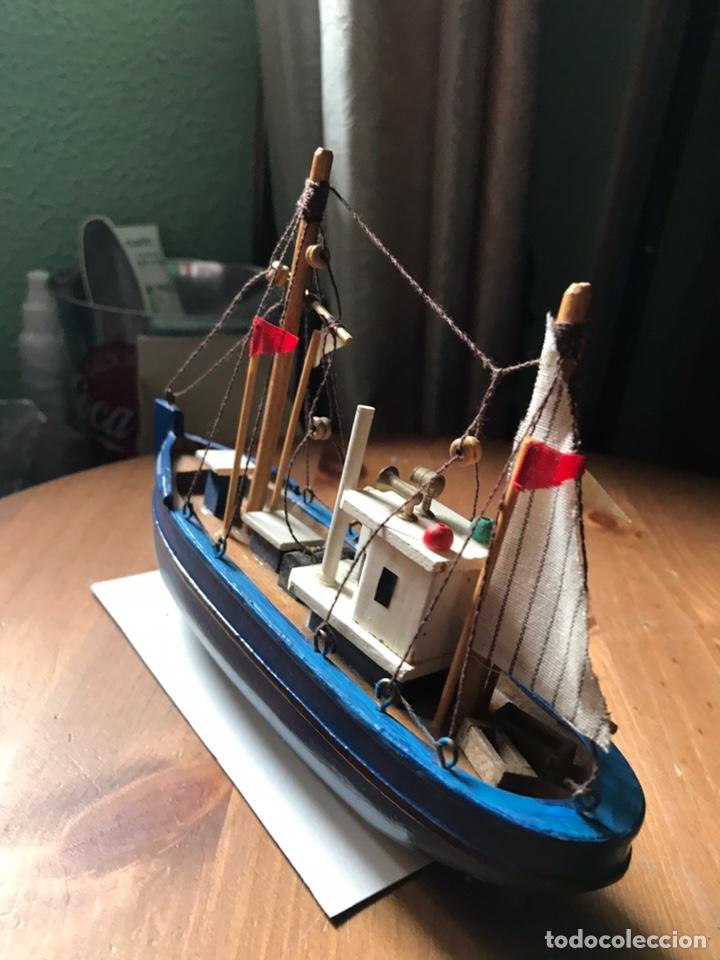 Modelos a escala: Barco de pesca , maqueta - Foto 5 - 169968816