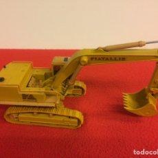 Modelos a escala: RETROESCAVADORA FIAT FL45. Lote 170064924